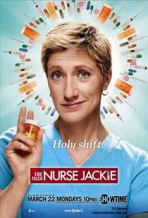 Nurse Jackie (2ª Temporada) - Poster / Capa / Cartaz - Oficial 1