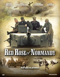 Red Rose of Normandy - Poster / Capa / Cartaz - Oficial 1
