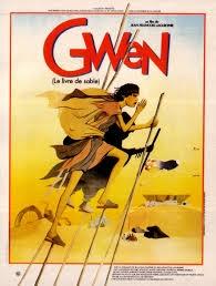 Gwen, O Livro de Areia - Poster / Capa / Cartaz - Oficial 1