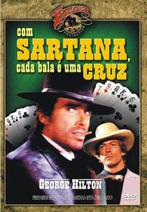 Com Sartana Cada Bala é Uma Cruz - Poster / Capa / Cartaz - Oficial 2