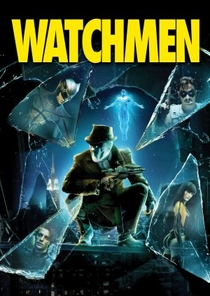 Watchmen: O Filme - Poster / Capa / Cartaz - Oficial 8