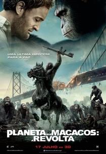 Planeta dos Macacos: O Confronto - Poster / Capa / Cartaz - Oficial 7
