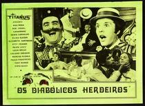 Os Diabólicos Herdeiros - Poster / Capa / Cartaz - Oficial 4