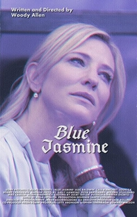Blue Jasmine - Poster / Capa / Cartaz - Oficial 3