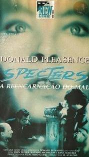 Specters - A Reencarnação do Mal - Poster / Capa / Cartaz - Oficial 3