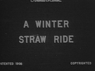A Winter Straw Ride (A Winter Straw Ride)