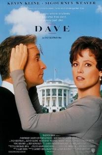 Dave - Presidente Por um Dia - Poster / Capa / Cartaz - Oficial 4