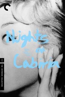 Noites de Cabíria - Poster / Capa / Cartaz - Oficial 1