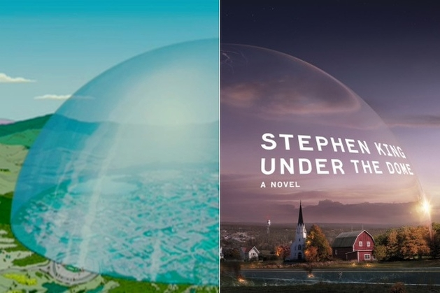 UNDER THE DOME (Prisão Invisivel) – Resenha – Terror são as adaptações de Stephen King para TV