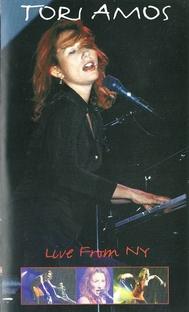 Tori Amos Live from NY - Poster / Capa / Cartaz - Oficial 1