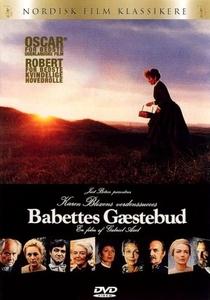 A Festa de Babette - Poster / Capa / Cartaz - Oficial 3