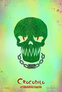 Esquadrão Suicida - Poster / Capa / Cartaz - Oficial 20