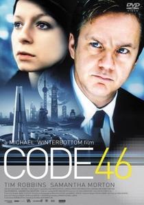 Código 46 - Poster / Capa / Cartaz - Oficial 10