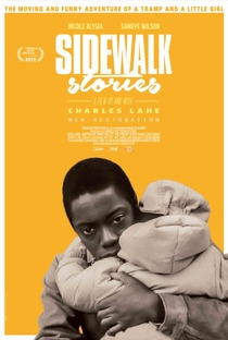 Sidewalk Stories - Poster / Capa / Cartaz - Oficial 1