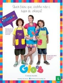 Tem Criança Na Cozinha - Poster / Capa / Cartaz - Oficial 1