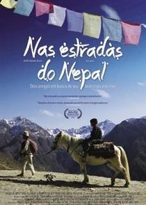 Nas Estradas do Nepal - Poster / Capa / Cartaz - Oficial 2