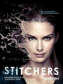 Stitchers (2ª Temporada) - Poster / Capa / Cartaz - Oficial 1