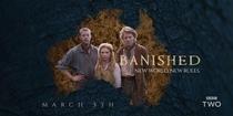 Banidos (1ª Temporada) - Poster / Capa / Cartaz - Oficial 2
