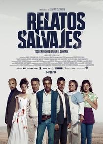 Relatos Selvagens - Poster / Capa / Cartaz - Oficial 1