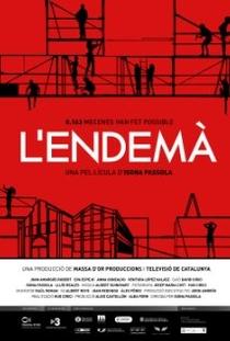 L'endemà - Poster / Capa / Cartaz - Oficial 1