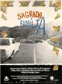 Sagrada Família - Poster / Capa / Cartaz - Oficial 1