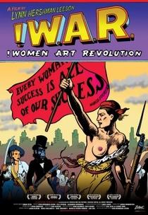 Revolução da Arte Feminina - Poster / Capa / Cartaz - Oficial 1