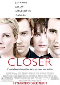 Closer: Perto Demais - Poster / Capa / Cartaz - Oficial 1