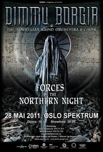 Dimmu Borgir: Forces of the Northern Night - Poster / Capa / Cartaz - Oficial 1