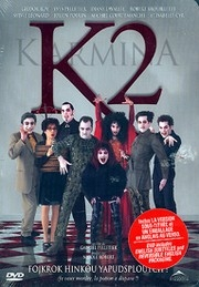 K2 - Poster / Capa / Cartaz - Oficial 1