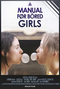 Manual para Garotas Entediadas - Poster / Capa / Cartaz - Oficial 1