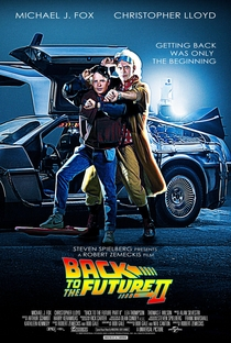De Volta Para o Futuro 2 - Poster / Capa / Cartaz - Oficial 7