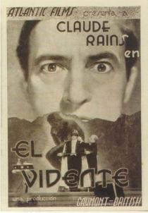 O Clarividente - Poster / Capa / Cartaz - Oficial 3