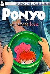 Ponyo: Uma Amizade que Veio do Mar - Poster / Capa / Cartaz - Oficial 16