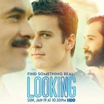Looking (1ª Temporada) - Poster / Capa / Cartaz - Oficial 2