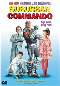 Comando Suburbano - Poster / Capa / Cartaz - Oficial 1