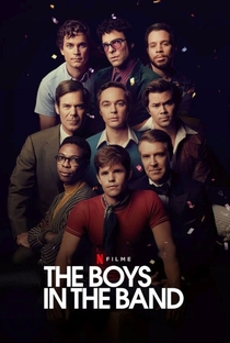 The Boys in the Band - Poster / Capa / Cartaz - Oficial 2