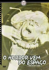 O Horror Vem do Espaço - Poster / Capa / Cartaz - Oficial 4