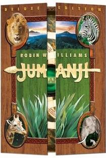 Jumanji - Poster / Capa / Cartaz - Oficial 6