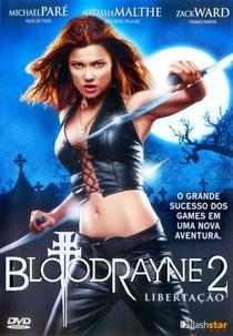 BloodRayne 2 - Libertação - Poster / Capa / Cartaz - Oficial 3