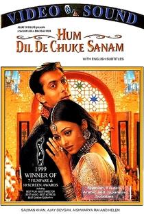 Hum Dil De Chuke Sanam - Poster / Capa / Cartaz - Oficial 3