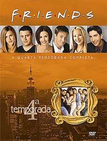 Friends (4ª Temporada) - Poster / Capa / Cartaz - Oficial 1