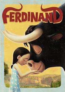 O Touro Ferdinando - Poster / Capa / Cartaz - Oficial 1