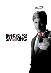 Obrigado por Fumar - Poster / Capa / Cartaz - Oficial 10