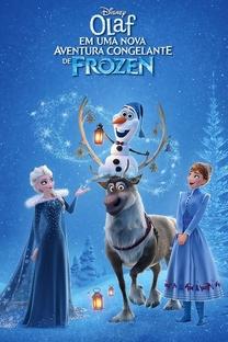 Olaf em Uma Nova Aventura Congelante de Frozen - Poster / Capa / Cartaz - Oficial 1