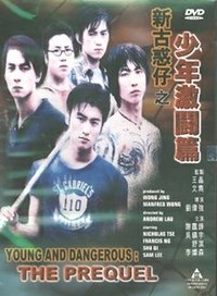 Young and Dangerous: The Prequel - Poster / Capa / Cartaz - Oficial 1