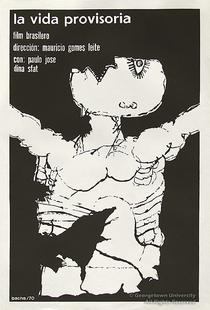A Vida Provisória - Poster / Capa / Cartaz - Oficial 1