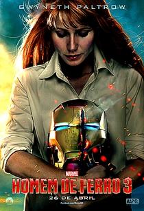 Homem de Ferro 3 - Poster / Capa / Cartaz - Oficial 12