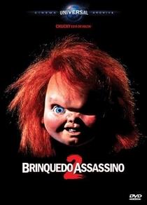 Brinquedo Assassino 2 - Poster / Capa / Cartaz - Oficial 4