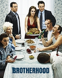 Brotherhood (2ª Temporada) - Poster / Capa / Cartaz - Oficial 1