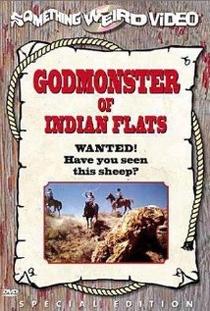 Godmonster of Indian Flats - Poster / Capa / Cartaz - Oficial 1